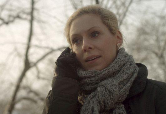 Maria Wern (Eva Röse) verfolgt eine heiße Spur