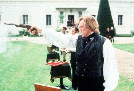 Ein überzeugender Edmond Dantès: Gérard Depardieu
