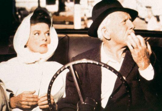 Weißt du eigentlich, wer zum Essen kommt? Spencer Tracy und Katharine Hepburn