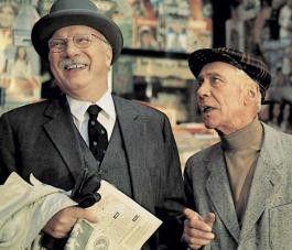 Hauptsache wir haben Spass! Martin Held und Rudolf Platte