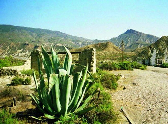 Im spanischen Almeria entstanden viele Italowestern