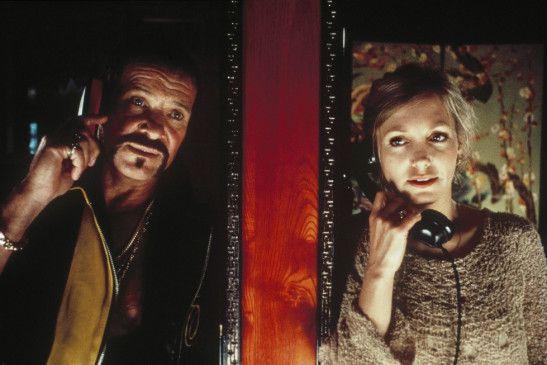 Sie können nicht voneinander lassen: Zuhälter Jack (Götz George) und Journalistin Marlene (Constanze Engelbrecht)