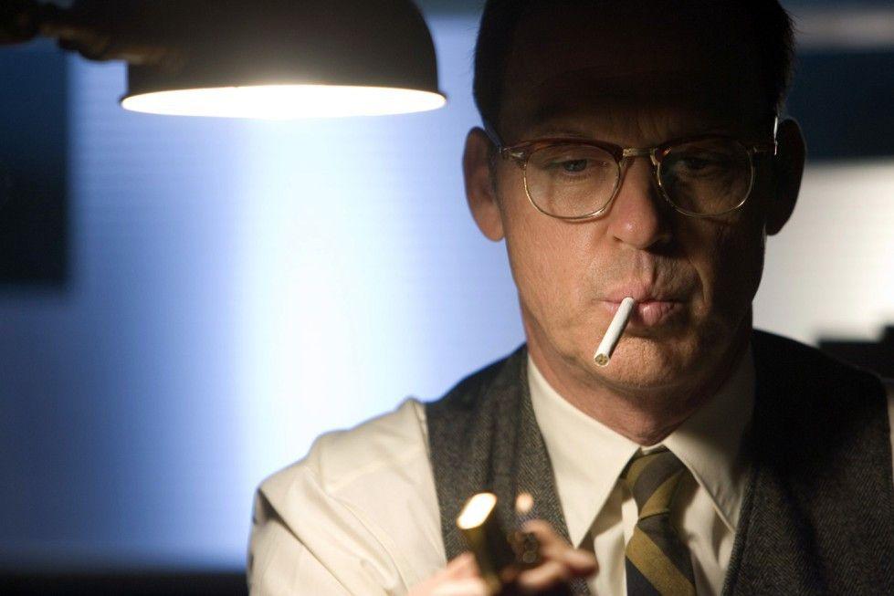 Schon völlig paranoid? Michael Keaton als James Jesus Angleton