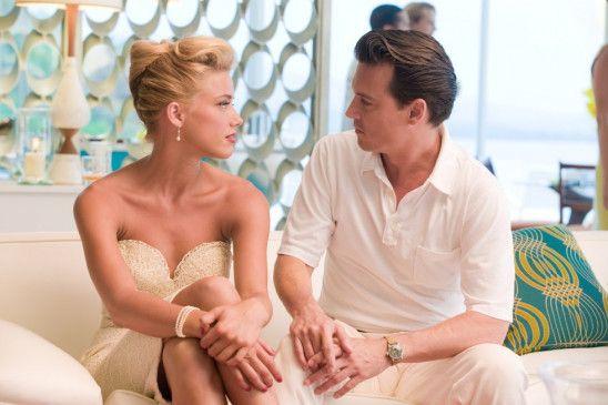 Frisch verliebt: Johnny Depp und Amber Heard