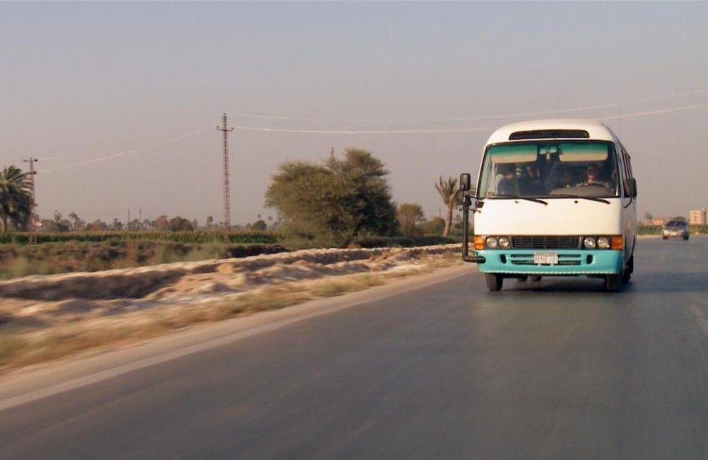 "Der ""Freedom Bus"" on Tour"