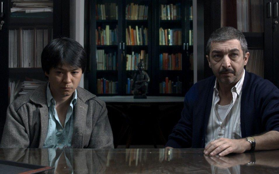 Das große Schweigen: Ignacio Huang (l.) und Ricardo Darín