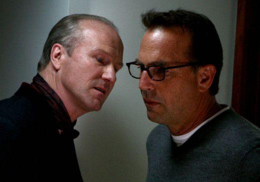 Gespräch mit dem Alter Ego: Kevin Costner (r.) mit William Hurt