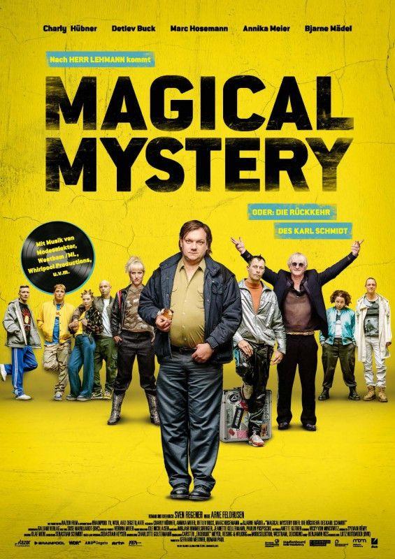 """Das """"Herr Lehmann""""-Nachfolgebuch""""Magical Mystery oder: Die Rückkehr des Karl Schmidt"""" hat nun auch eine Verfilmung. Und die ist sehr gut geworden."""