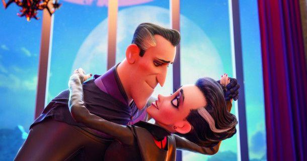 Dracula hat Emma in eine Vampirdame verwandeln lassen.