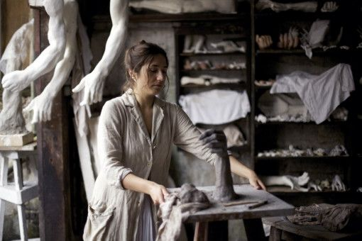 """Ohne das tragische Schicksal von Camille Claudel (Izïa Higelin) hätte """"Auguste Rodin"""" kaum noch Substanz."""