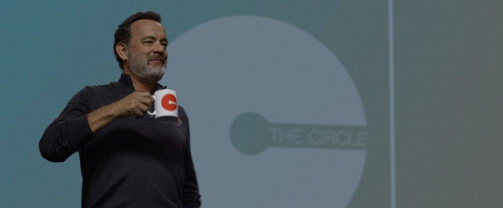 Lässt sich feiern, wie das im Silicon Valley Usus ist: Tom Hanks als Internetmogul Eamon Bailey.