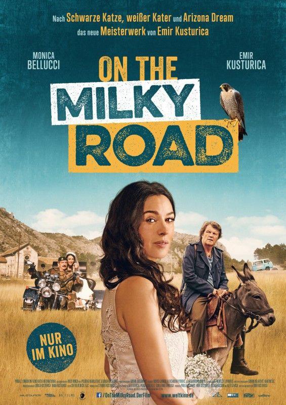 """""""On the Milky Road"""" feierte seine internationale Premiere 2016 auf dem Filmfestival von Venedig, die deutsche vor wenigen Wochen auf dem Filmfest München."""