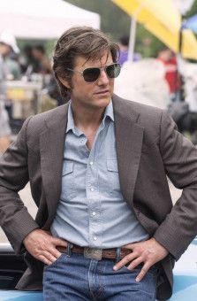 Die vielschichtige Persönlichkeit Barry Seals überfordert Tom Cruise tendenziell.