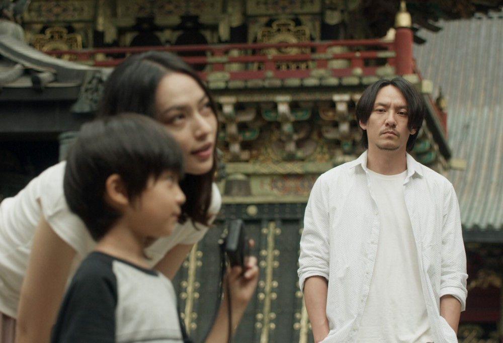 Lily (Yiti Yao) und ihr Sohn (Runyin Bai) eröffnen Mr. Long (Chen Chang) eine neue Welt.