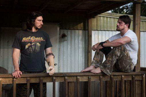 Die Brüder Clyde (Adam Driver, links) und Jimmy Logan (Channing Tatum) gehören nicht gerade zu den vom Glück verfolgten.