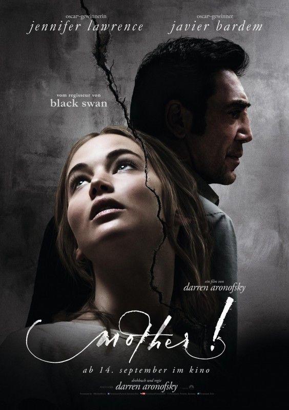 """Überall Metaphern: Jennifer Lawrence und Javier Bardem quälen sich in """"mother!"""" durch eine Liebe, die vor allem aus Horror und Qualen besteht."""