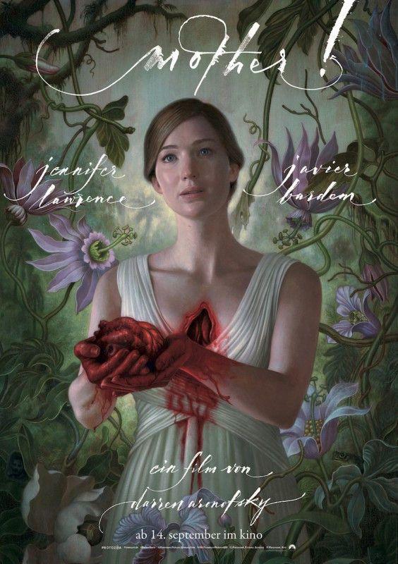 Sie (Jennifer Lawrence) verschenkt ihr Herz an den Dichter - und das macht sie nicht nur im übertragenen Sinne.