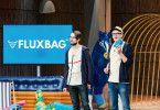 """Jens Thiel und Lucas Richter haben in der zweiten Folge von """"Die Höhle der Löwen"""" ihren """"Fluxbag"""" vorgestellt."""