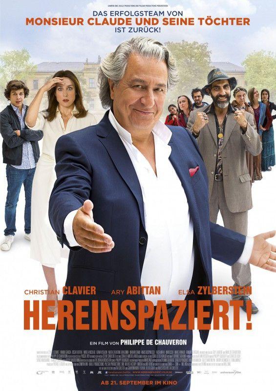"""Philippe de Chauverons """"Hereinspaziert!"""" ist eine Komödie, bei der einem das Lachen vergeht."""