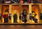 Eine Farbe, eine Superkraft: Jay, Kai, Lloyd, Nya, Cole und Zane verteidigen ihre Heimatstadt Ninjago.