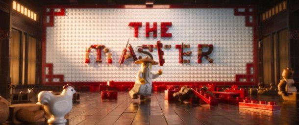 "Motiv aus ""The Lego Ninjago Movie"""