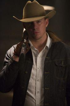 Gestatten, Agent Tequilla (Channing Tatum).