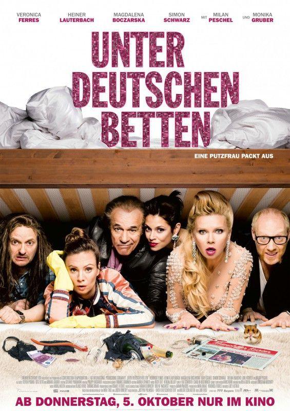 """Die Abgründe der Gesellschaft: """"Unter deutschen Betten"""" geht es übel zu."""