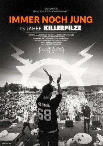 """Der Dokumentarfilm """"Immer noch jung - 15 Jahre Killerpilze"""" feierte seine Premiere auf dem Filmfest München - und wurde dort prompt mit dem Publikumspreis ausgezeichnet."""