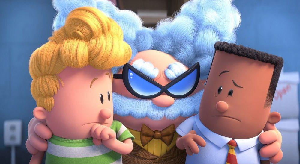 George und Harold erkennen, dass sie Professor Pipipups aufhalten müssen.