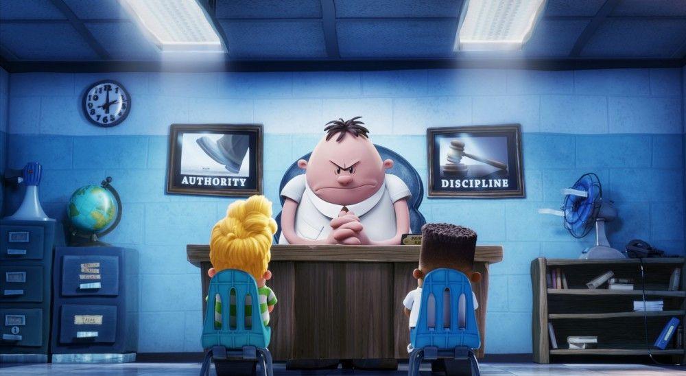 """Motiv aus """"Captain Underpants: Der supertolle erste Film"""""""