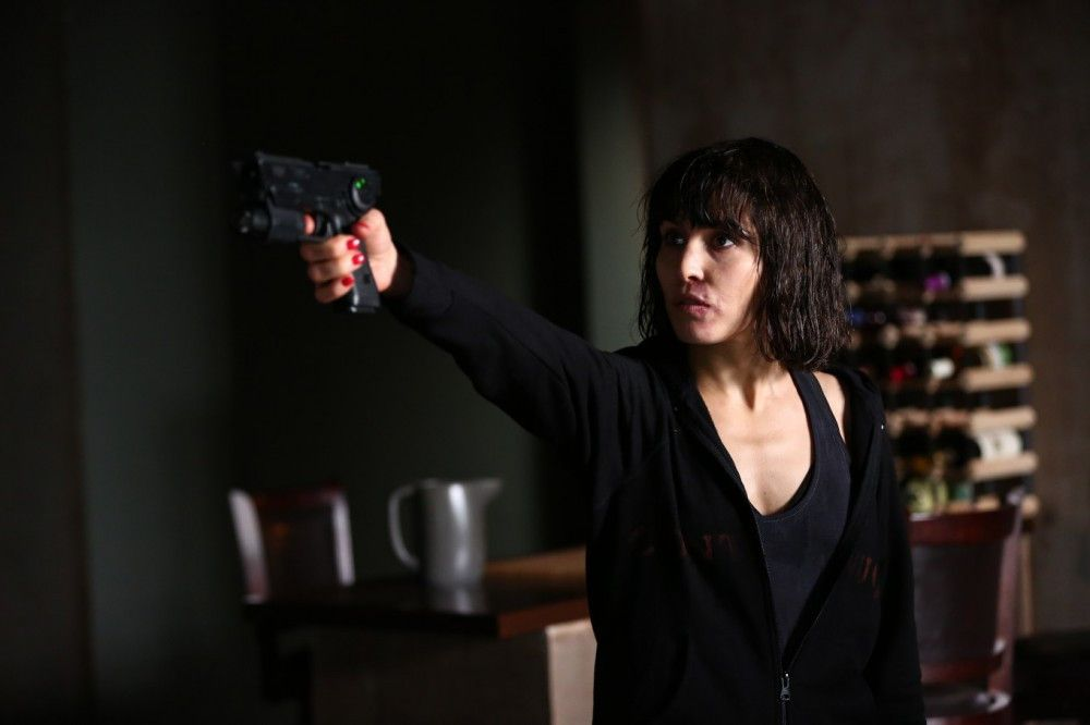 Wo ist Monday? Noomi Rapace brilliert in jeder Rolle.