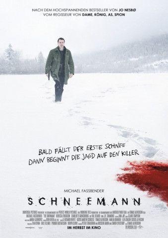"""Der renommierte Regisseur Thomas Alfredson (""""Dame, König, As, Spion"""") und Martin Scorsese als ausführender Produzent bringen mit Michael Fassbender und weiteren Stars Jo Nesbøs Thriller """"Schneemann"""" ins Kino."""
