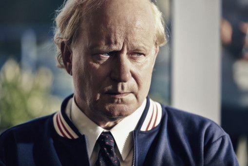 Stellan Skarsgård ist als Borg-Trainer Lennart Bergelin ebenfalls eine Wucht.