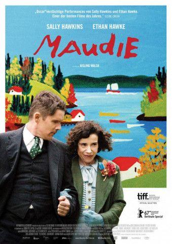 """""""Maudie"""" von Aisling Walsh weiß durch eine wunderbare Liebesgeschichte und die fantastische Schauspielerleistung - vor allem der Hauptdarstellerin - zu überzeugen."""