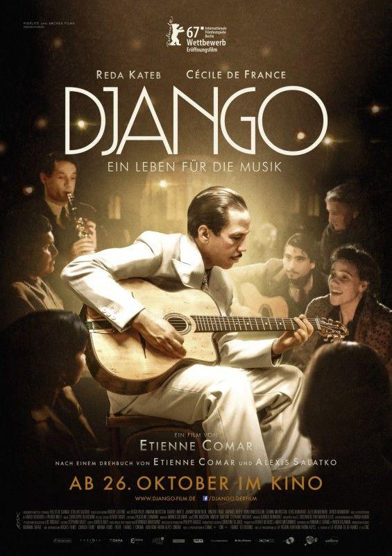 """Ein Mann, eine Gitarre, keine Probleme: """"Django - Ein Leben für die Musik"""" ist ein ziemlich gleichgültiger Film über einen Musiker in dunklen Zeiten."""