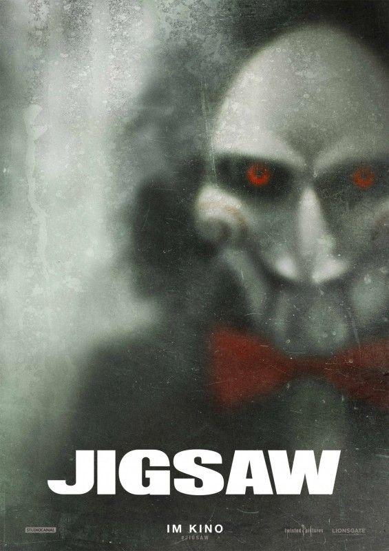 """Jigsaw"" ist der achte Teil des ""Saw""-Franchises."