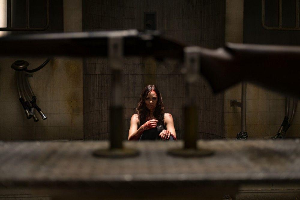 Welche Grausamkeit wartet nun auf Anna (Laura Vandervoort)?