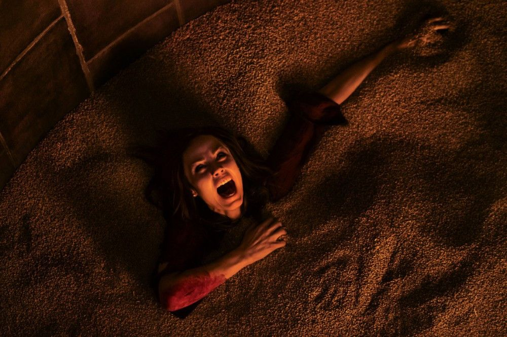 Anna (Laura Vandervoort) wird Teil eines grausamen Spiels.