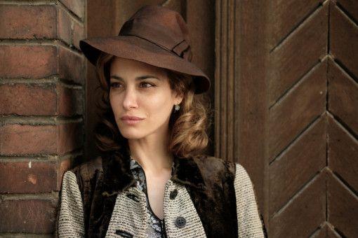 Laila Maria Witt spielt Stella Goldschlag. Die jüdische Gestapo-Kollaborateurin spürte Juden auf und denunzierte sie.