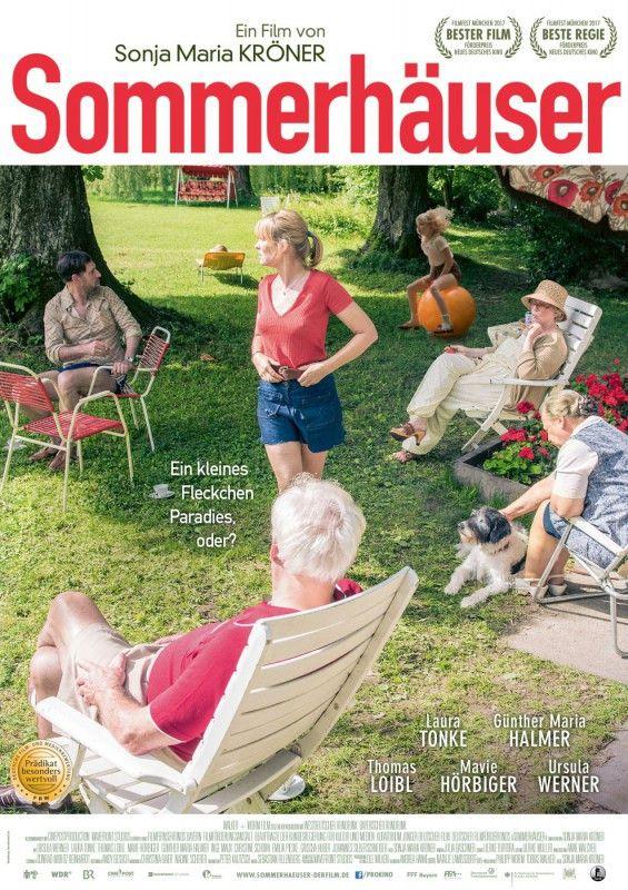 """""""Sommerhäuser"""" der deutschen Regisseurin Sonja Maria Kröner versteht sich als unkonventionelles Familienporträt."""