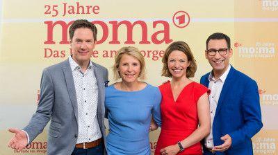 Moma – Morgenmagazin von ARD und ZDF: Moderatoren und Infos