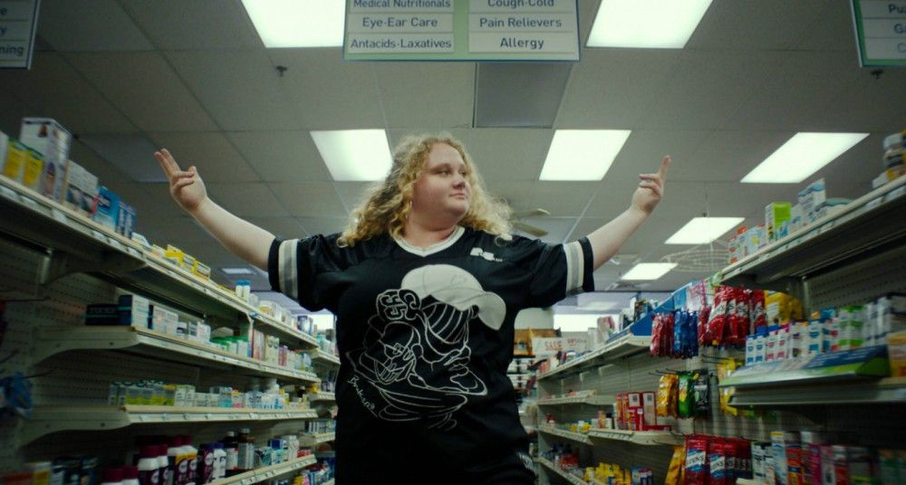 """Patti aka Killa P. aka Patti Cake$ (Danielle Macdonald) ist wahrlich eine vielversprechende """"Queen of Rap""""."""