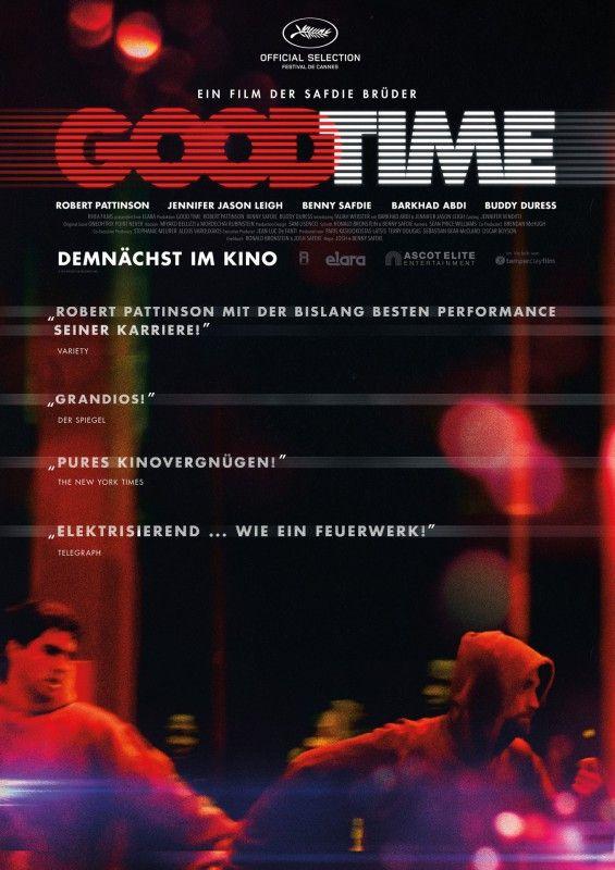 """Pures Adrenalin: """"Good Time"""" ist ein dreckiger Gangsterfilm, der nie zur Ruhe kommt."""