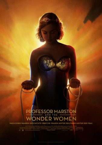 """Professor Marston & The Wonder Women"" erzählt, wie Wonder Woman geboren wurde."