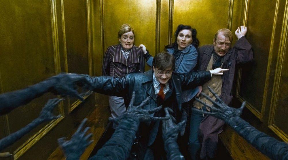 Harry Potter Und Die Heiligtumer Des Todes Teil 1 Vox Tv Programm