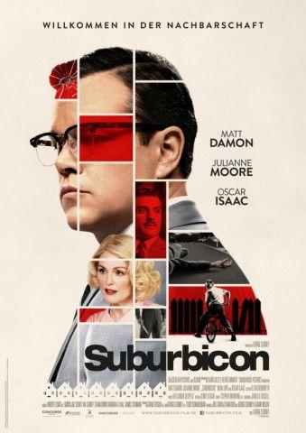 """George Clooneys sechste Spielfilmregiearbeit """"Suburbicon"""" entführt in die 50er-Jahre."""