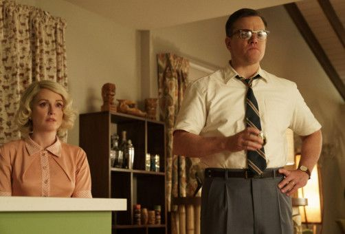 Margaret (Julianne Moore) und Gardner (Matt Damon) geraten ins Visier.