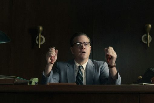 Der spießige Buchhalter Gardner Lodge (Matt Damon) greift zu ungewöhnlichen Maßnahmen.