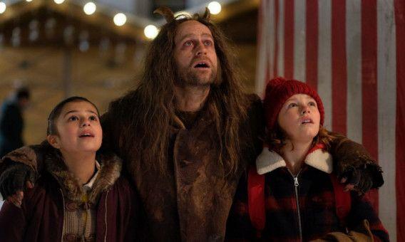 """Motiv aus """"Hexe Lilli rettet Weihnachten"""""""