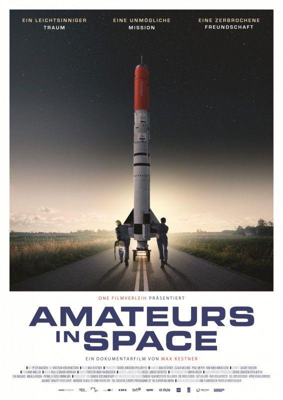 """Wie Filmemacher Max Kestner den inzwischen mordverdächtigen Peter Madsen erlebte, erfährt das Kinopublikum in """"Amateurs in Space""""."""